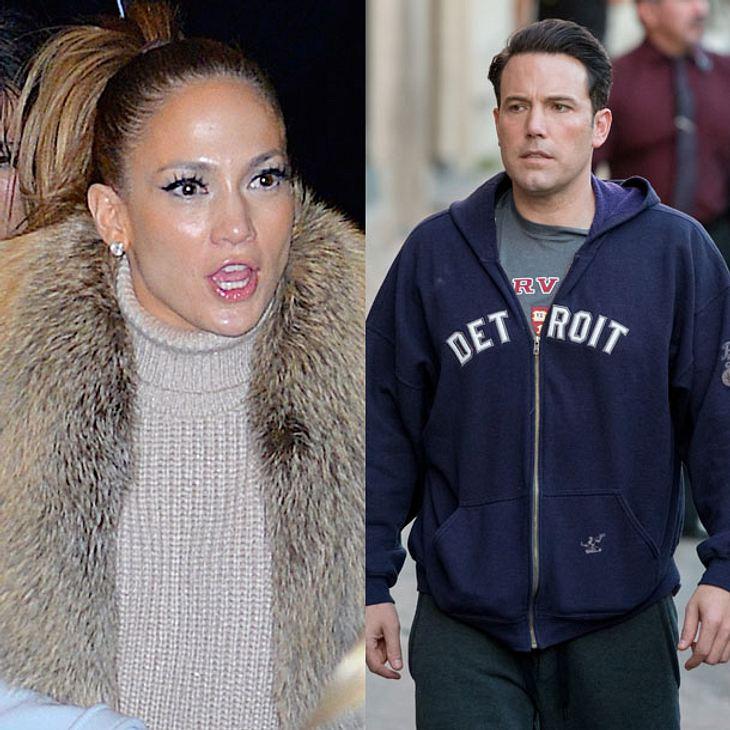 Jennifer Lopez findet Ben Afflecks Tattoos schrecklich