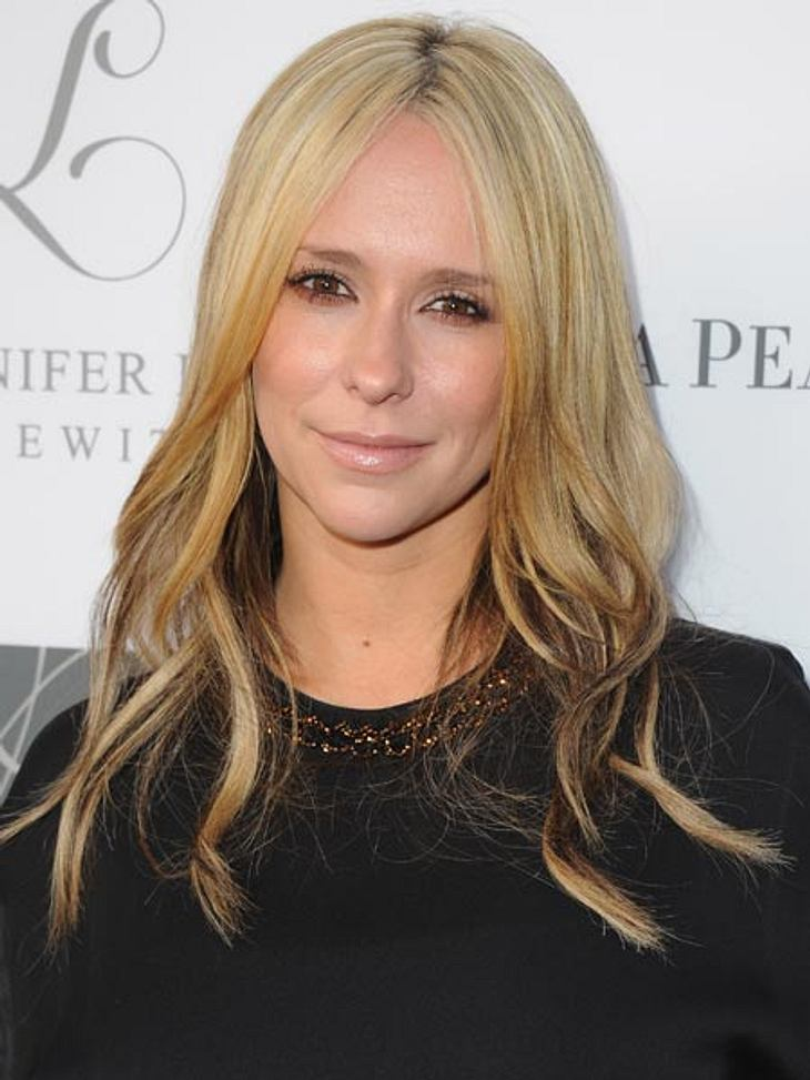 Jennifer Love Hewitt ist jetzt blond.