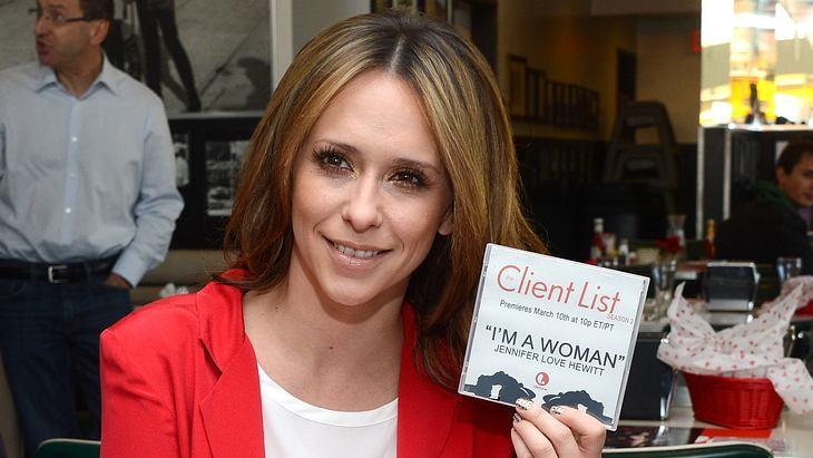 """Jennifer Love Hewitt beim """"The Client List""""-Dinner"""