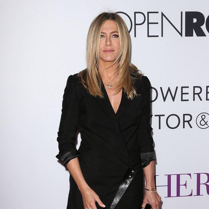 Jennifer Aniston findet es traurig, wie Frauen in den Medien dargestellt werden