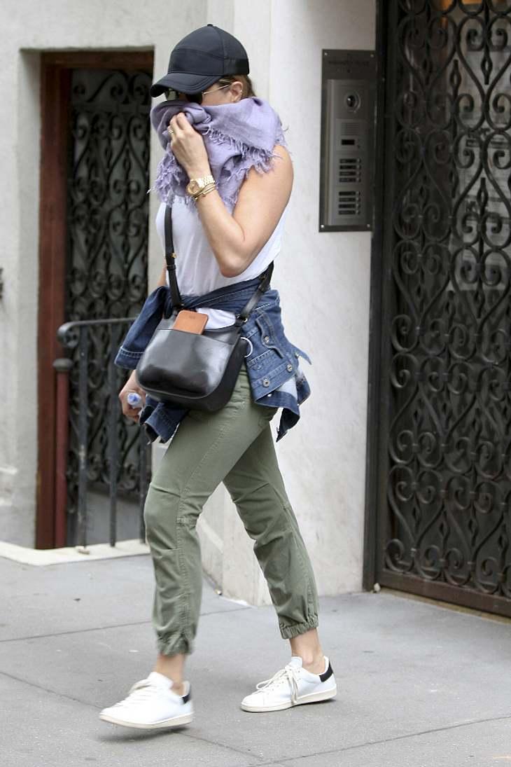 Jennifer Aniston wird ständig von Fotografen verfolgt