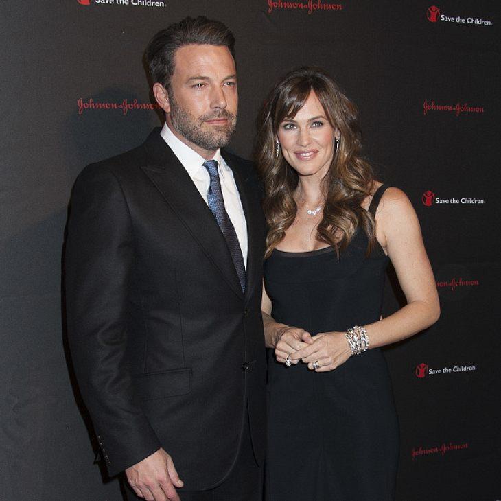 Jennifer Garner und Ben Affleck scheinen die Ehekrise überwunden zu haben