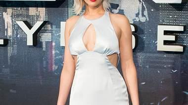 Jennifer Lawrence ist mal wieder auf dem roten Teppich gestolpert - Foto: Getty Images