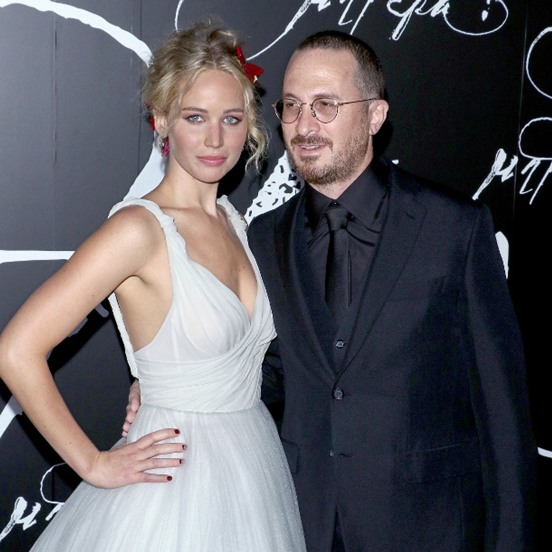 Jennifer Lawrence: Trennung von Freund Darren Aronofsky!