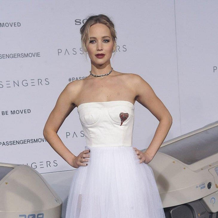 Jennifer Lawrence muss sich vor ihren Eltern für ihren Freund rechtfertigen