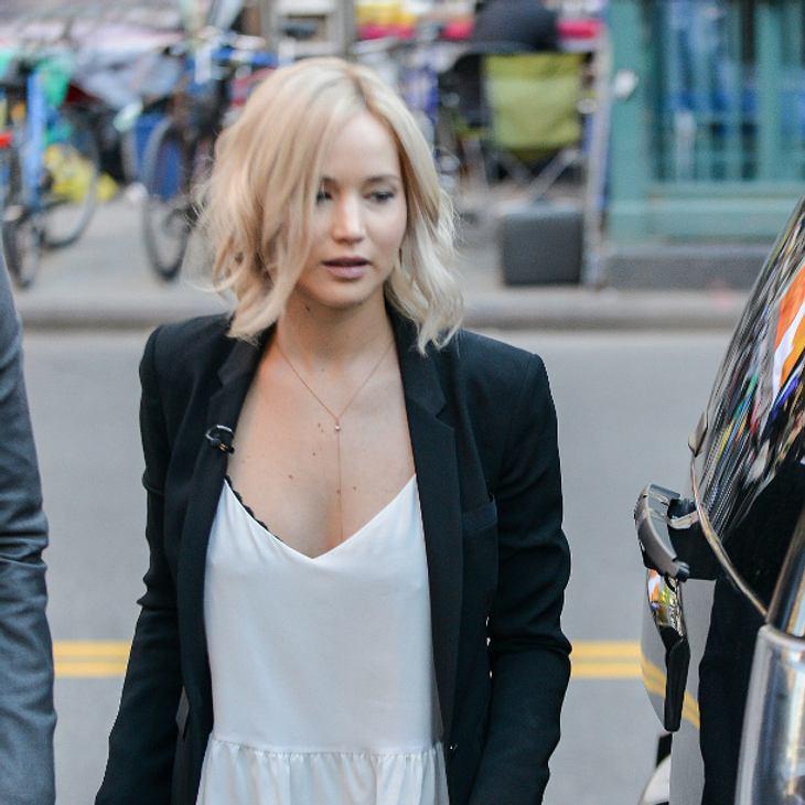 Jennifer Lawrence kassierte weniger als ihre männlichen Kollegen