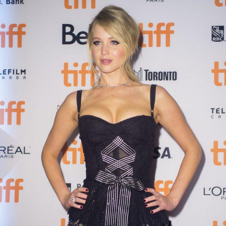 Jennifer Lawrences Schockgeständnis: Sie wurde sexuell erniedrigt!