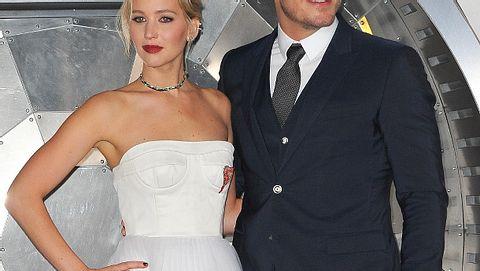 Mit Chris Pratt hatte Jennifer Lawrence ihre erste Sexszene - Foto: Getty Images