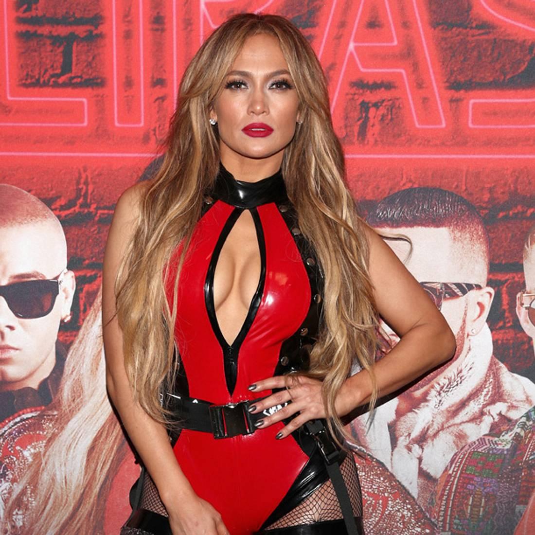 Jennifer Lopez: Ihr Last-Minute-Tipp für einen flachen Bauch!