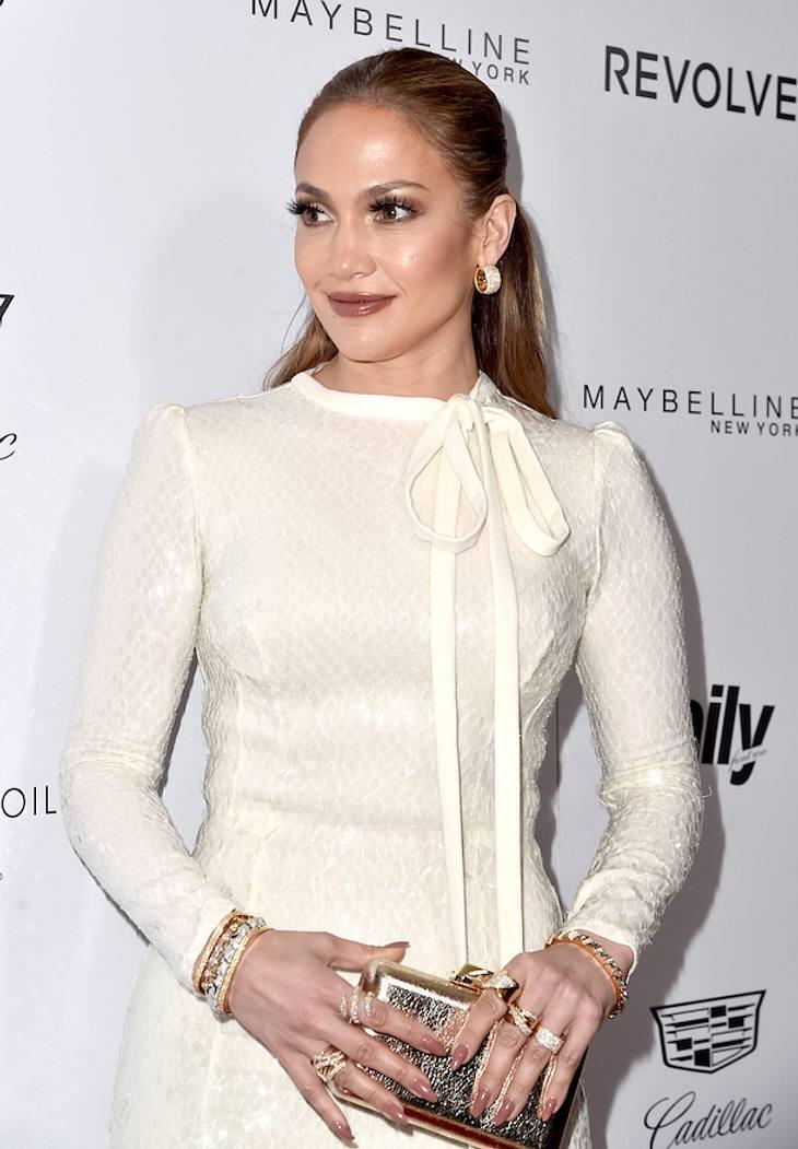 Jennifer Lopez verrät: Fünf Männer wollten sie heiraten