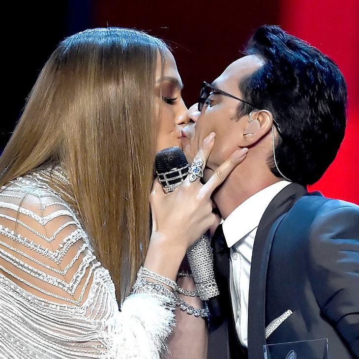 Realisierte Marc Anthony bei diesem Kuss, dass er J.Lo noch liebt?
