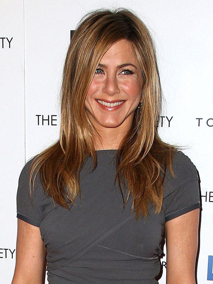 Ob Jennifer Aniston bald in die Fußstapfen von Eva Longoria oder Ashton Kutcher tritt? Fest steht: Sie hätte gern ein eigenes Restaurant!