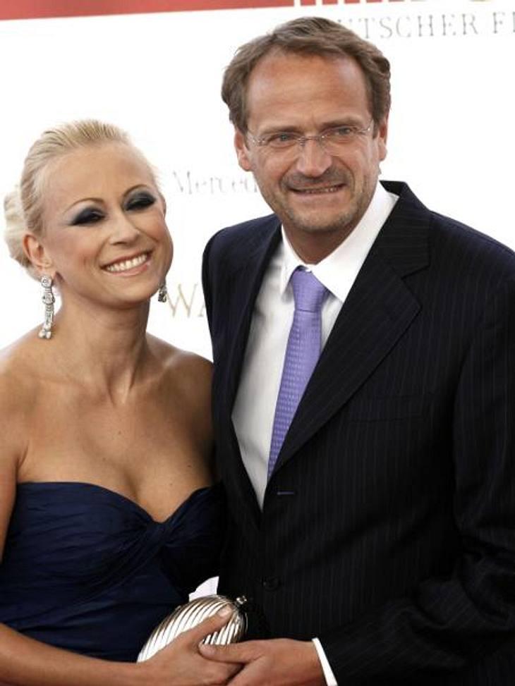Jenny Elvers-Elbertzhagen kennt die Geliebte ihres Mannes