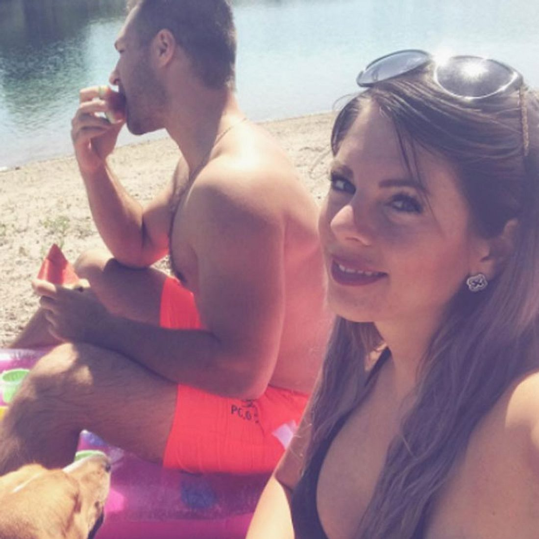 Jenny Frankhauser: Verlobt?