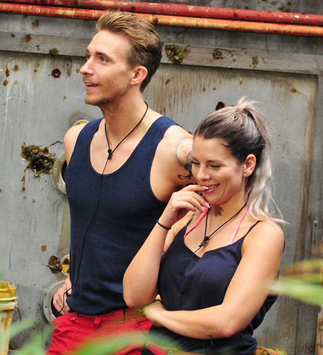 Jenny Frankhauser & David Friedrich: Geheime Dschungelcamp Liebe!