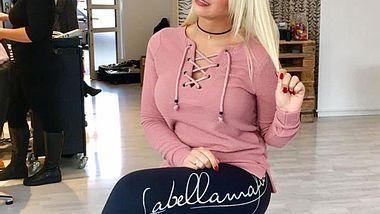 Jenny Frankhauser ist nicht mehr blond! - Foto: Facebook/ Jenny Frankhauser