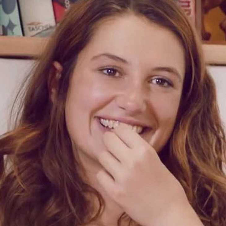 Das perfekte Model-Drittplatzierte Jenny Jessen wirbt jetzt für Sextoys!
