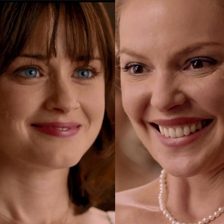 "Jenny's Wedding: Katherine Heigl heiratet ""Gilmore Girls""-Star Alexis Bledel!"