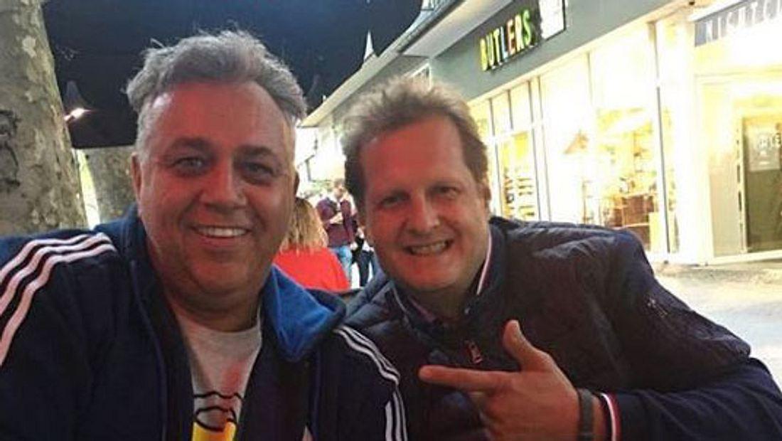 Jens Büchner und Frank Fussbroich