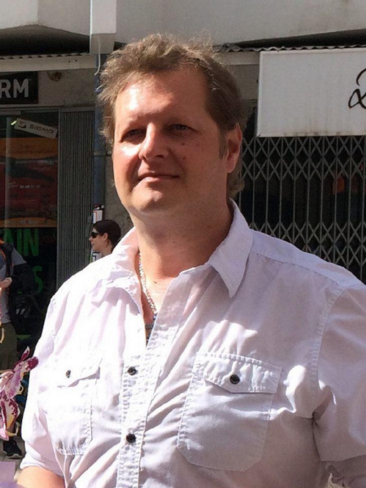 Jens Büchner begegnete einem Geisterfahrer.