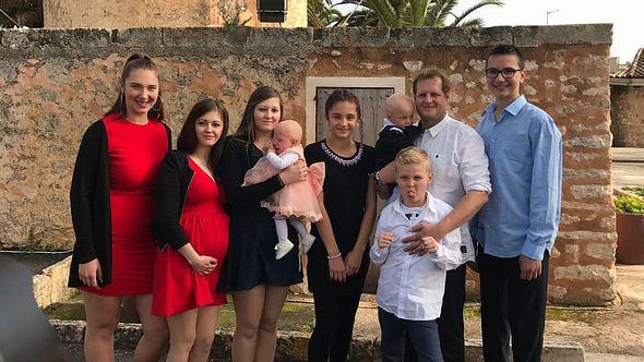 Die Wahrheit über seine acht Kinder