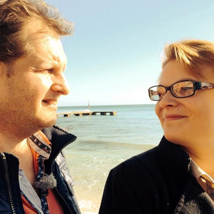 Ist Jens Büchner mit seiner On/Off-Freundin Sarah zusammen?