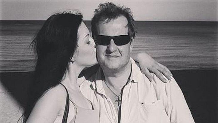 Jens Büchner und Tochter Jenny
