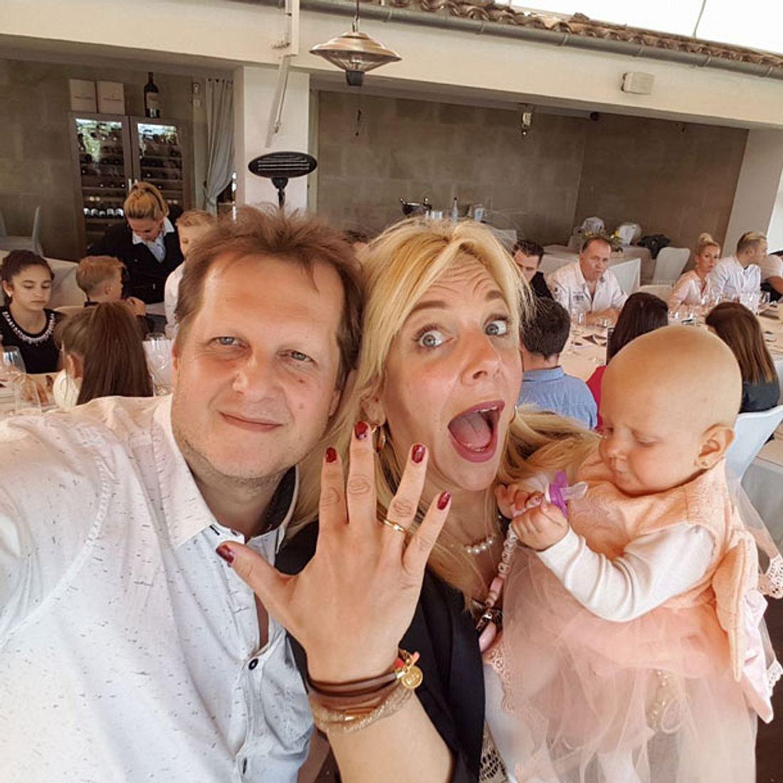 Jens Büchner: Verlobung mit Danni Karabas!