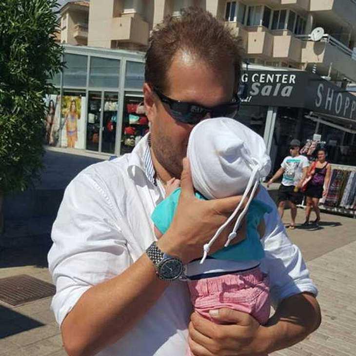 Jens Büchner: So süß sind seine Zwillinge!