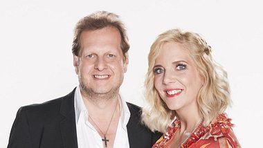 jens und daniela büchner - Foto: MG RTL D / Stefan Menne