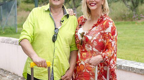 Jens und Daniela Büchner im Sommerhaus: Das passiert in der Zeit mit den Kindern - Foto: MG RTL D / Max Kohr