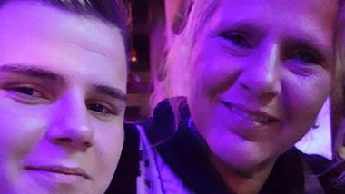 Jeremy Pascal Wollny und Mama Silvia verstehen sich wieder - Foto: Facebook/ Jeremy Pascal Wollny