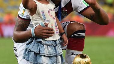 undefined WM 2014: Die Kinder der DFB-Spieler - Foto: getty