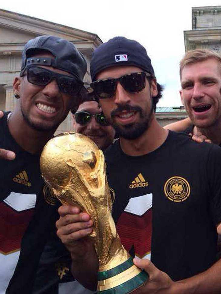 Jerome Boateng: Seitenhieb gegen Bruder Kevin-Prince Boateng!