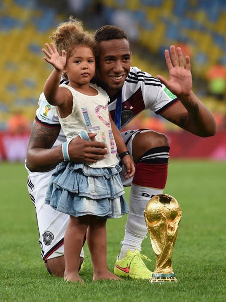 Jerome Boateng Kinder