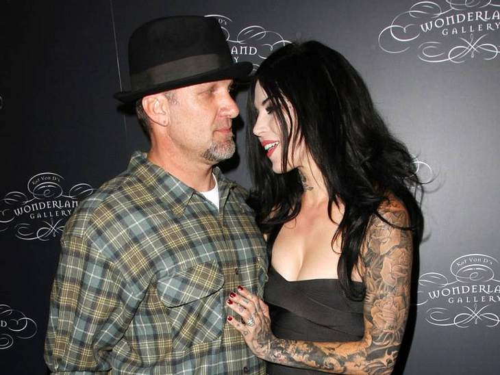 Jesse James hat Kat von D. während ihrer Beziehung 19 Mal betrogen.