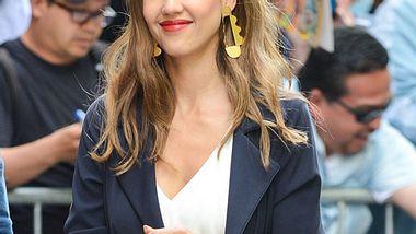 Jessica Alba ist schwanger - Foto: Getty Images