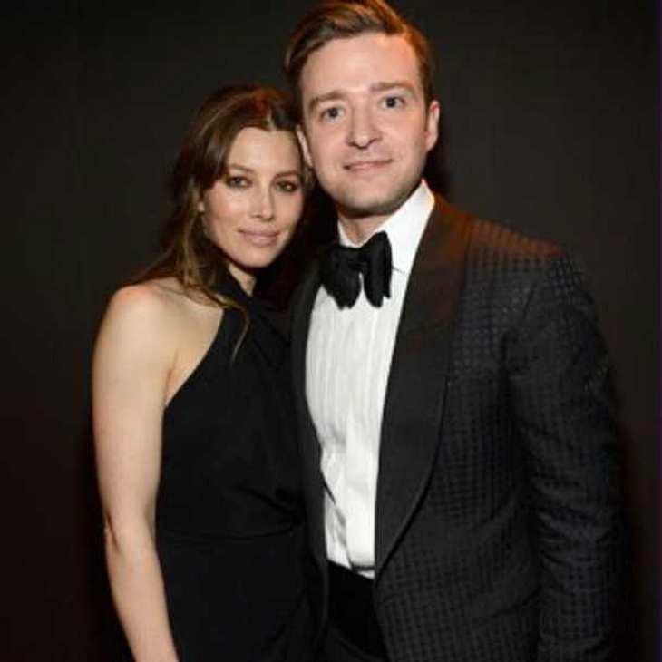 """Die Baby-Planung scheint ernster zu werden... Jessica Biel und Justin Timberlake haben sich am Donnerstag von einem Baby-Guru beraten lassen. Latham Thomas, die die Webseite """"Mama Glow"""" betreibt, twitterte: """"Highlight meiner Nacht - über natürliche Geburt"""