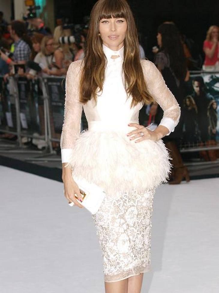 Jessica Biel heißt jetzt Jessica Timberlake