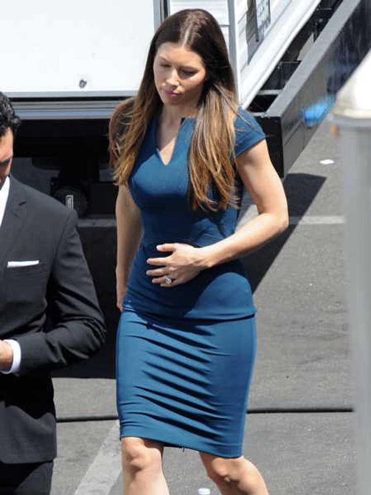 Ist Jessica Biel endlich schwanger?