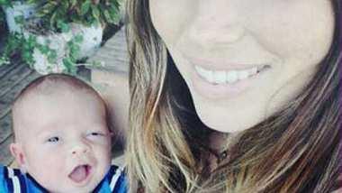 Jessica Biel: Schwule Nannys gegen Untreue von Justin Timberlake! - Foto: Instagram