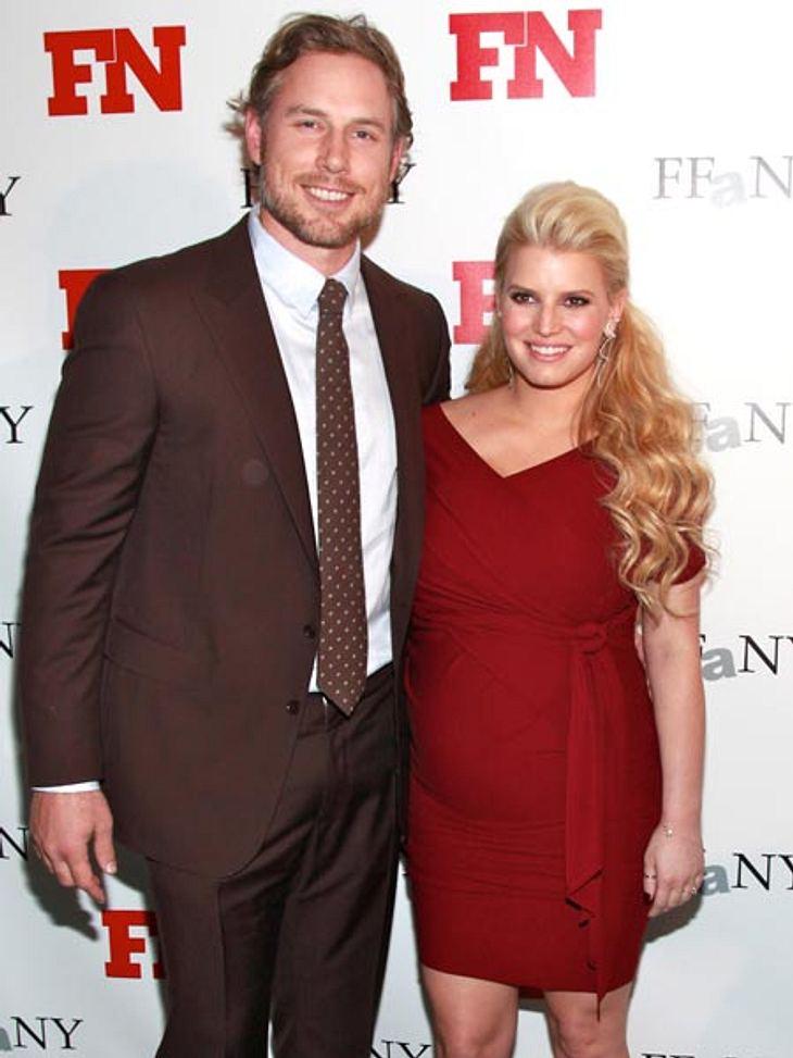 Jessica Simpson und Eric Johnson haben geheiratet