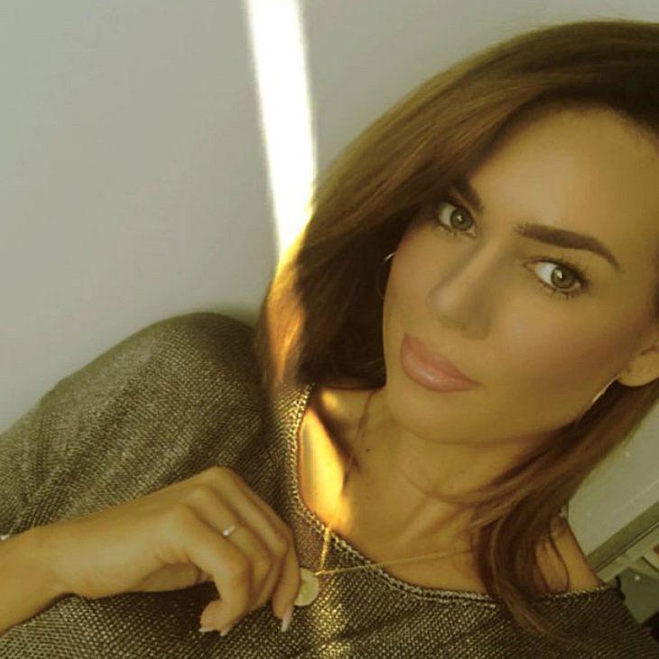 Jessica Paszka Kurze Haare