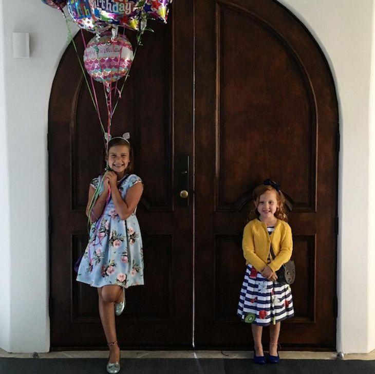 Jessica Alba: So groß sind ihre Töchter schon!