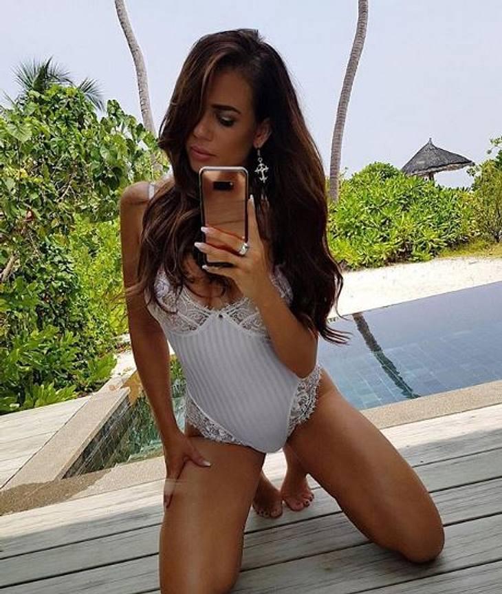 Jessica Paszka: Im Urlaub mit  ihrem neuen Freund?