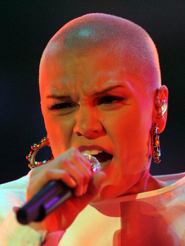 Jessie J äußert Kritik an Kindern in Castingshows.