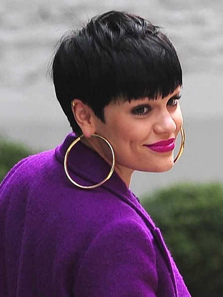 Jessie J ist nicht mehr an Frauen interessiert - sie möchte einen Mann heiraten.