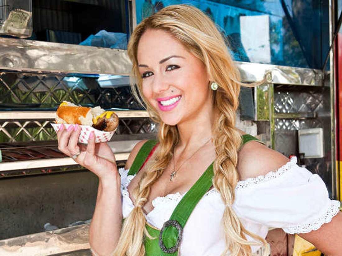 Mit ihrer Reality-Show will sie Daniela Katzenberger vom TV-Thron stoßen.