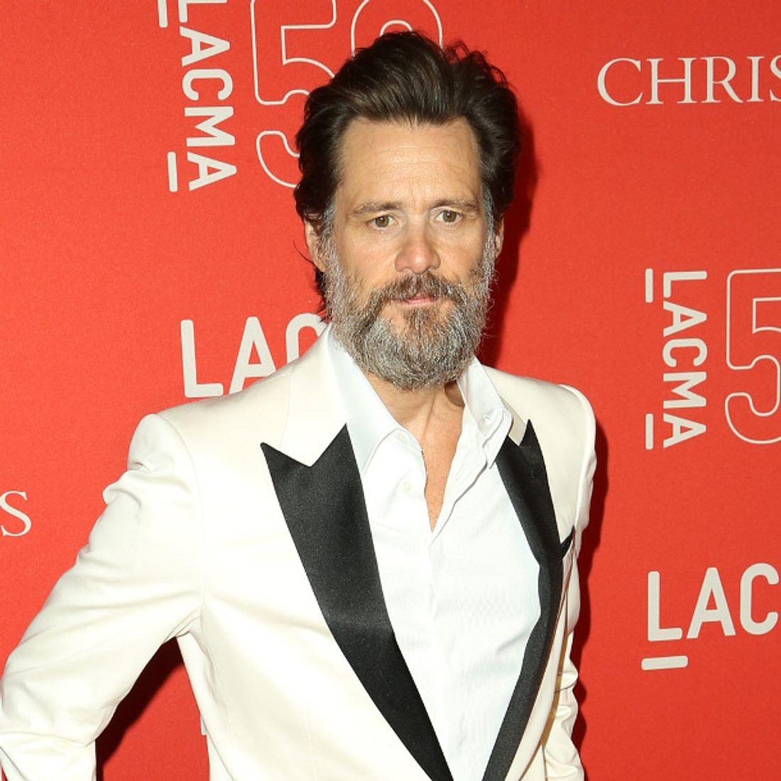 Jim Carrey trauert um seine Ex-Freundin