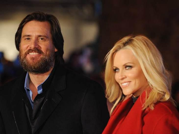 Jim Carrey und Ex-Playmate Jenny McCarthy gehen ab jetzt getrennte Wege.